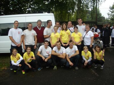 Tűzoltó verseny 2014
