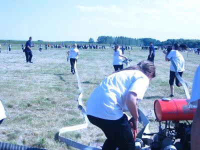 Tűzoltó verseny 2012